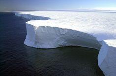 Ice Shelt in Antarctica