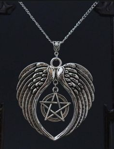 Type: Necklace Pendant Size: 73x68MM Chain Type: Link Chain Length: 60CM Metals Type: Zinc Alloy Shipping Time : 7-20 Business Days (Shipping Worldwide) Need Help Ordering? Email: support@supernatural