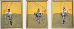 """Obraz """"Trzy studia do portretu Luciana Freuda"""" Francisa Bacona sprzedany za 142 mln dol. To rekord - Polskatimes.pl"""