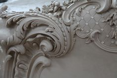Acanthus detail. Work by Foster Reeve & Associates