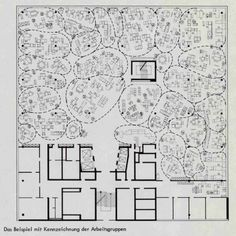 Quickborner - plan for Osram, 1965