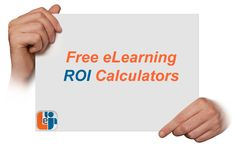 Here is a list of Free eLearning ROI Calculators. The ultimate list of free e-learning calculators. E Learning, Elearning Industry, Leadership, Infographic, Mindfulness, Free, Learning, News, Infographics