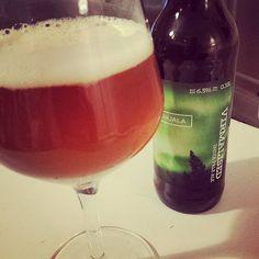 Virmalised IPA by @pohjalabeer #craftbeer #pohjala #indiapaleale #ipa #estonia #tallinn #kiel #beerlove #beerporn #instabeer #beerstagram #craftbeernotcrapbeer