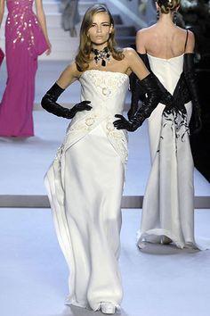Christian Dior Fall 2007 Ready-to-Wear Fashion Show - Natasha Poly (Women)