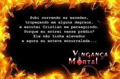 Di Ramires ♥     De tudo para todos: Livro Vingança mortal - Raquel Machado