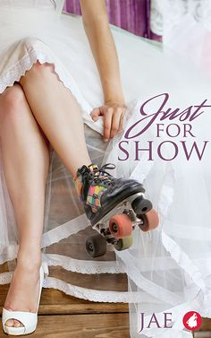 """""""Just for Show"""" by Jae / When Claire, an overachieving psychologist with OCD tendencies, hires Lana, an impulsive, out-of-work actress for a fake relationship, she figures the worst she'll have to endure are the messes Lana leaves around. It's only for a few months anyway. And it's not as if she'll enjoy all those fake kisses and loving looks. Right? A lesbian romance where role-playing has never been so irresistible. (Feb 2018)"""