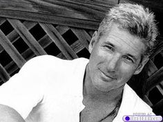 Richard Gere. Attractive actor played along side Julia Roberts and many other leading ladies.