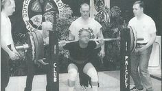 Former powerlifter gets the 2B treatment on ITV for client County Durham Sport.
