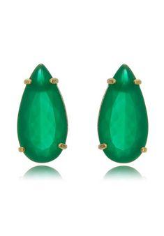 7cfee1affc6 brinco-dourado-de-gota-media-alongada-pedra-verde-