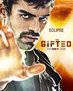 Four The Gifted character posters have arrived online teasing the mutants that appear in the series having previously debuted in the pages of Marvel comics. Tv Series 2017, Tv Series To Watch, Marvel And Dc Characters, Marvel Movies, Men Tv, X Men, Stan Lee, Gta 5, Man Movies