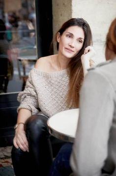 cool 50+ Photos of Best French Women Fashion Style Ever Check more at https://lucky-bella.com/best-french-women-fashion-style-ever/