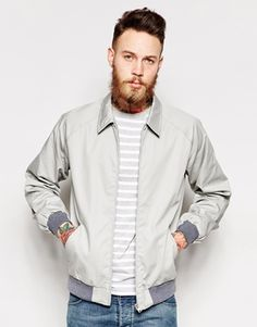ASOS - Blouson Harrington