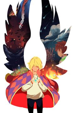 Howl's Moving Castle                                                       …                                                                                                                                                                                 More
