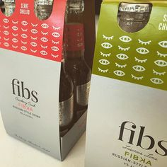 Fibka is the new slightly Russian very non-alcoholic and totally vodka flavoured drink by designed by Alcohol Free, Non Alcoholic, Label Design, Vodka, Lime, Cards Against Humanity, Drinks, Lima, Beverages