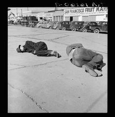 Yale publica 170.000 fotos de la época de la Gran Depresión en Estados Unidos