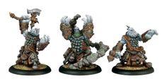 Trollblood Runeshapers #HORDES #Trollbloods #PrivateerPress #unit #miniatures #wargames