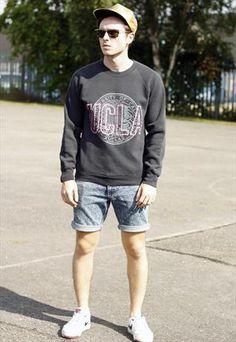 Vintage UCLA Sweatshirt  £30  #UCLA #sweatshirt #80s