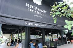 Necessary Provisions Eng Kong Park 21 Eng Kong Terrace Tel: +65 9231 7920 Tue – Thu: 10am – 10pm Fri: 10am – 12 Midnight Sat: 9am – 12 Midni...