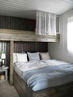 lofted bedroom idea