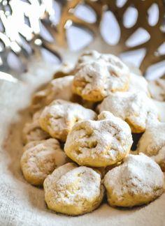 Egyptian Sugar Cookies