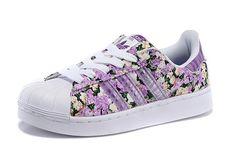 New Adidas Superstar Originals Womens Shoes G50988-1 Purple Rose Glow