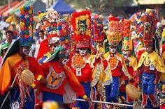 Carnavales  Barranquilla - Colombia!
