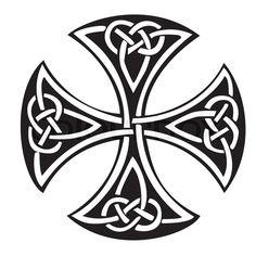 Stock-Vektor von 'keltisch, vereinzelt, isoliert'