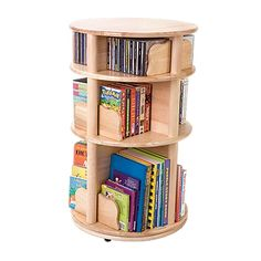 Kids Wooden Media Organizer - One Step Ahead Baby