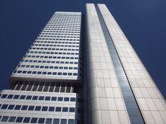 DB-Tower Frankfurt/Germany...