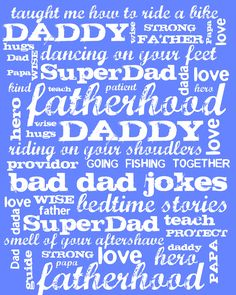 Happy Father's Day to my dad, hubby,uncles, cousins and friends. I hope you have a blessed day.