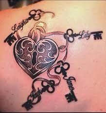Kids Names Tattoos For Moms Tattoo Ideas Name Tattoos Tattoos