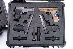 foam 3 600 400 Organize Your Guns and Gear with MyCaseBuilder Foam Cutter, Pistol Case, Gun Storage, Weapon Storage, Shooting Guns, Custom Guns, Gun Cases, Cool Guns, Airsoft Guns