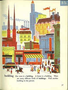 The Rainbow Dictionary, by Wendell W. Wright, PH.D.; The World Publishing Company. Illustrations by Joseph Low. 1947