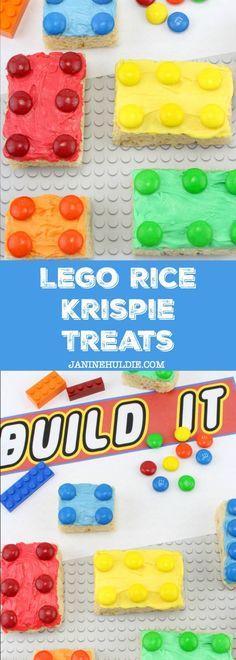 Lego Rice Krispie Tr