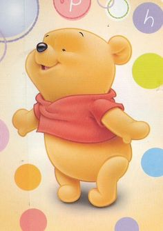 """Baby Winnie the Pooh. """"Winnie the Pooh and Friends"""" Tigger And Pooh, Winne The Pooh, Cute Winnie The Pooh, Winnie The Pooh Quotes, Winnie The Pooh Friends, Eeyore, Disney Art, Walt Disney, Winnie The Pooh Pictures"""