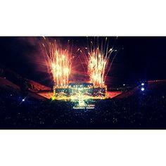 WEBSTA @ 1d.uupdates - One Direction  at concert in El Paso,Texas-United States(19/09/2014). #ZaynMalik #ZaynJavaadMalik  #WWAT #ElPaso #WhereWeAreTour #OneDirection #1D #LiamPayne #LiamJamesPayne #NiallHoran #NiallJamesHoran #LouisTomlinson #LouisWilliamTomlinson #HarryStyles #HarryEdwardStyles