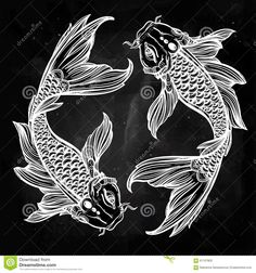 elegant-koi-carp-fish-illustration-hand-drawn-romantic-beautiful-line-art-symbol-harmony-wisdom-vector-isolated-61107805.jpg (1300×1390)
