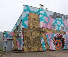 Chilla in Vilnius,Lithuania, 2015