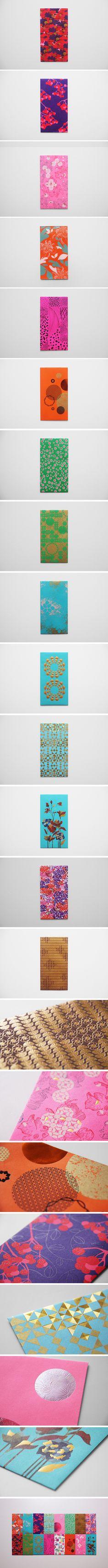 CNY Pocket For Polytrade Paper by Ken Lo
