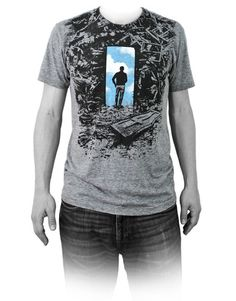 Fullbleed 'The Optimist' T-Shirt | Fullbleed official storefront powered by Merchline