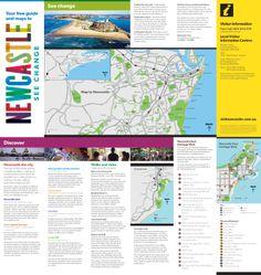 Maps of Newcastle pdf