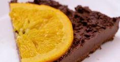 Czekolada i pomarańcza to idealne połączenie. Co powiesz na ciasto, które jest połączeniem tych dwóch smaków?