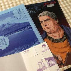 プリニウスのクリアファイルと付箋を買ったのだが仕事での使いどころはあるのか特に付箋