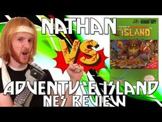 Adventure Island - NES - Nathan Reviews Video Games - YouTube