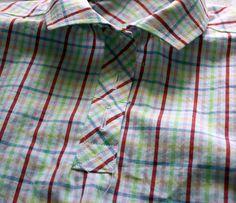 """Ottobre 3/11 #21 """"art camp"""" shirt: hoe polosluiting maken."""
