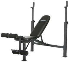 Marcy Fitness Competitor Adjustable Olympic Home Gym Workout Bench and Rack with Leg Developer for Weight Lifting and Strength Training Best Chest Workout, Chest Workouts, Gym Workouts, Workout Fitness, Chest Exercises, Fitness Gear, Adjustable Weight Bench, Adjustable Weights, Home Gym Equipment