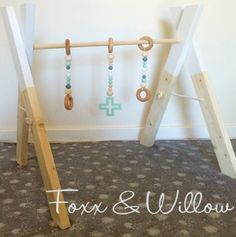 Image of Lil Adventurer play gym & toys