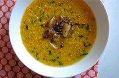 A Passion for Parenting:  Delicious Crockpot Lentil Soup!