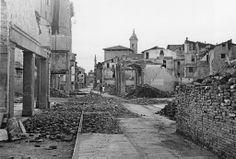 Via Lame, 1943