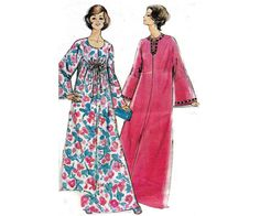 1970s Vintage Sewing Pattern Maudella 5850 by allthepreciousthings, $16.00
